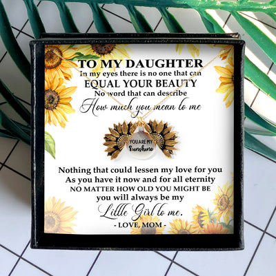 EQUAL YOUR BEAUTY - NECKLACE FOR DAUGHTER