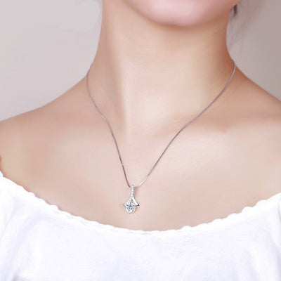 YOU ARE A GIFT TO ME  - NECKLACE FOR MOTHER-IN-LAW