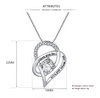 MY LOVE FOR YOU FOREVER - NECKLACE FOR GRANDDAUGHTER FROM GRANMA