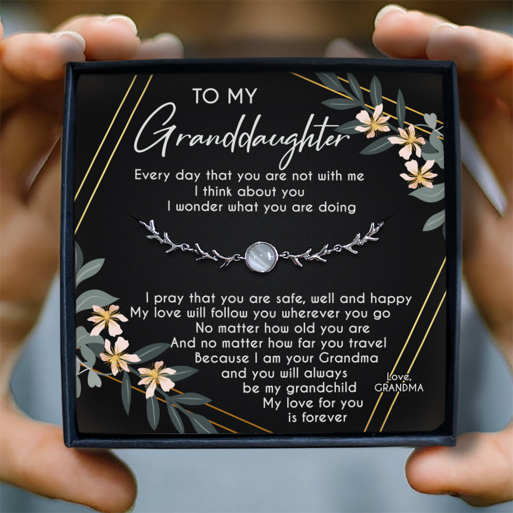 I PRAY THAT YOU ARE SAFE, WELL AND HAPPY - SPECIAL GIFT FOR GRANDDAUGHTER