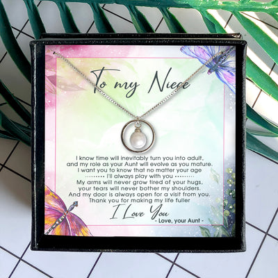 I'LL ALWAYS PLAY WITH YOU - NECKLACE FOR NICE FROM AUNT