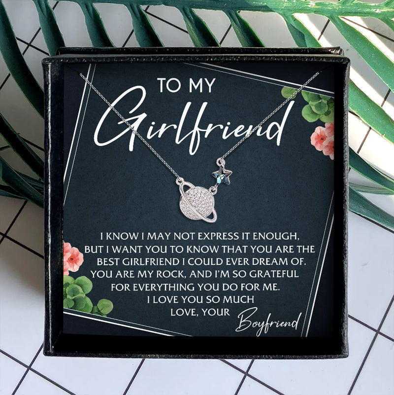 YOU ARE THE BEST GIRLFRIEND - SPECIAL GIFT FOR GIRLFRIEND