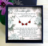 MY LOVE FOR YOU IS FOREVER - NECKLACE FOR GRANDDAUGHTER FROM GRANDMA