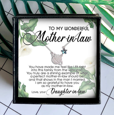 I AM SO GRATEFUL TO HAVE YOU AS MY MOTHER-IN-LAW - SPECIAL GIFT FOR MOTHER-IN-LAW