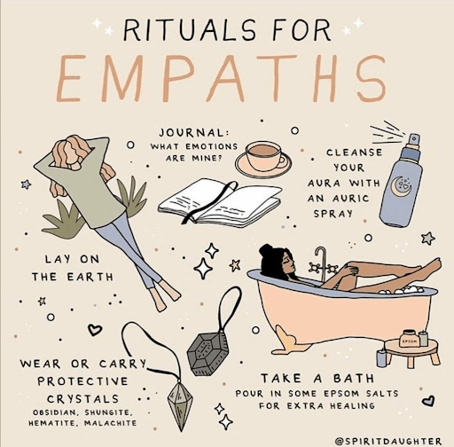 rituals for empaths image