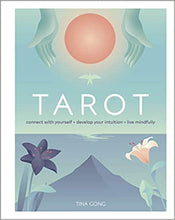 Load image into Gallery viewer, Tarot Book - Connect With Yourself, Develop Your Intuition, Live Mindfully