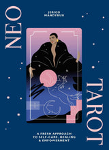 Load image into Gallery viewer, Neo Tarot: A fresh approach to self-care, healing & empowerment