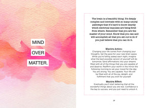 Find Your Mantra: Inspire and Empower Your Life with 75 Positive Affirmations