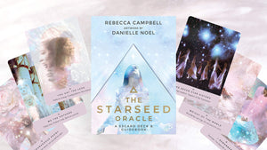Starseed Oracle: A 53-Card Deck and Guidebook