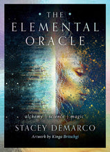 Load image into Gallery viewer, The Elemental Oracle: Alchemy | Science | Magic