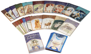 The Wisdom Of Avalon Oracle Cards: a 52 Card Deck and Guidebook