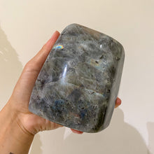 Load image into Gallery viewer, Labradorite Standing (Grey) #6