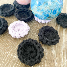 Load image into Gallery viewer, Sphere Holder - Hand Crocheted