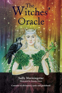 The Witches' Oracle: 42 divinatory cards and guidebook
