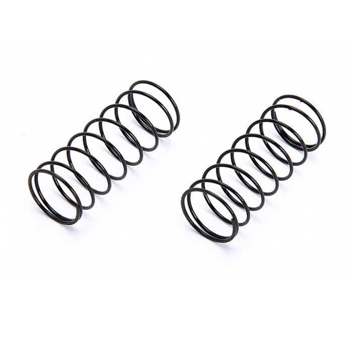 02530046 1/10 Front Shock Spring-White/Yellow (2pcs)0.090kg/mm For Type R