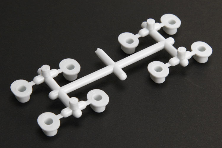 1116-W Suspension pin bushings White