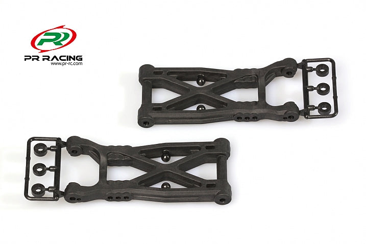 77500336 PR SB401-R Lower gull Wishbone (Graphite) (Rear Set)