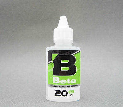 BE9020 20wt Silicon Shock Oil (60ml)