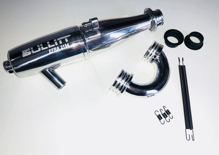 B-2091 Bullitt Tuned Pipe Set (EFRA 2154)