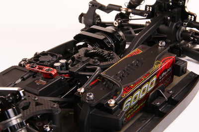 AGAMA A319e Electric 1/8th Buggy Kit