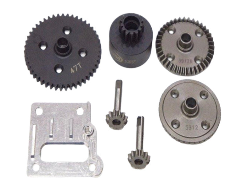 24812 Optional Gear Set 39T/12T