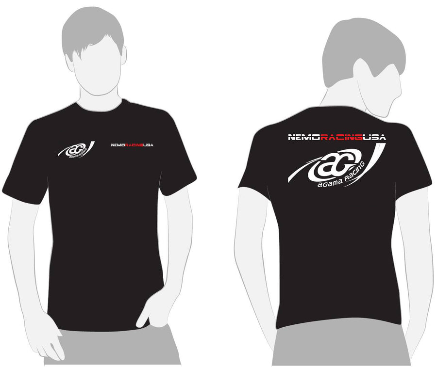 Nemo Racing Agama Lite-Weight T-Shirt