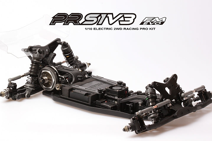 2020 PR S1 V3 (FM) EVO 1/10 Electric 2WD Off Road Buggy PRO Kit(Gear Diff Version) *2019 pictured