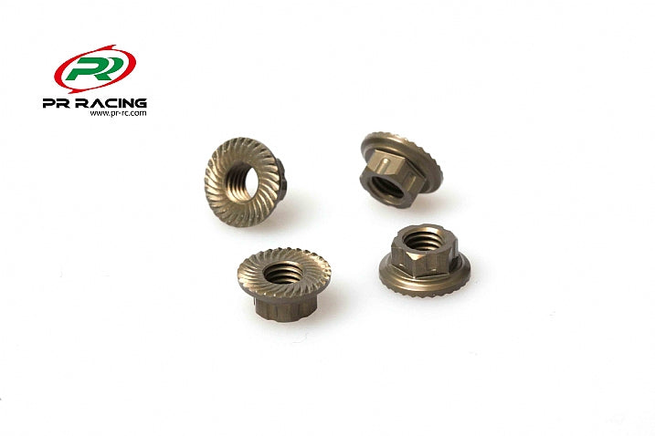 83400116 M5 Nut with 7mm Hex Lightweight(4pcs)