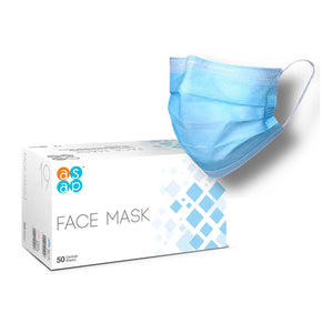 Load image into Gallery viewer, Medical Face Masks Type IIR: Box of 50