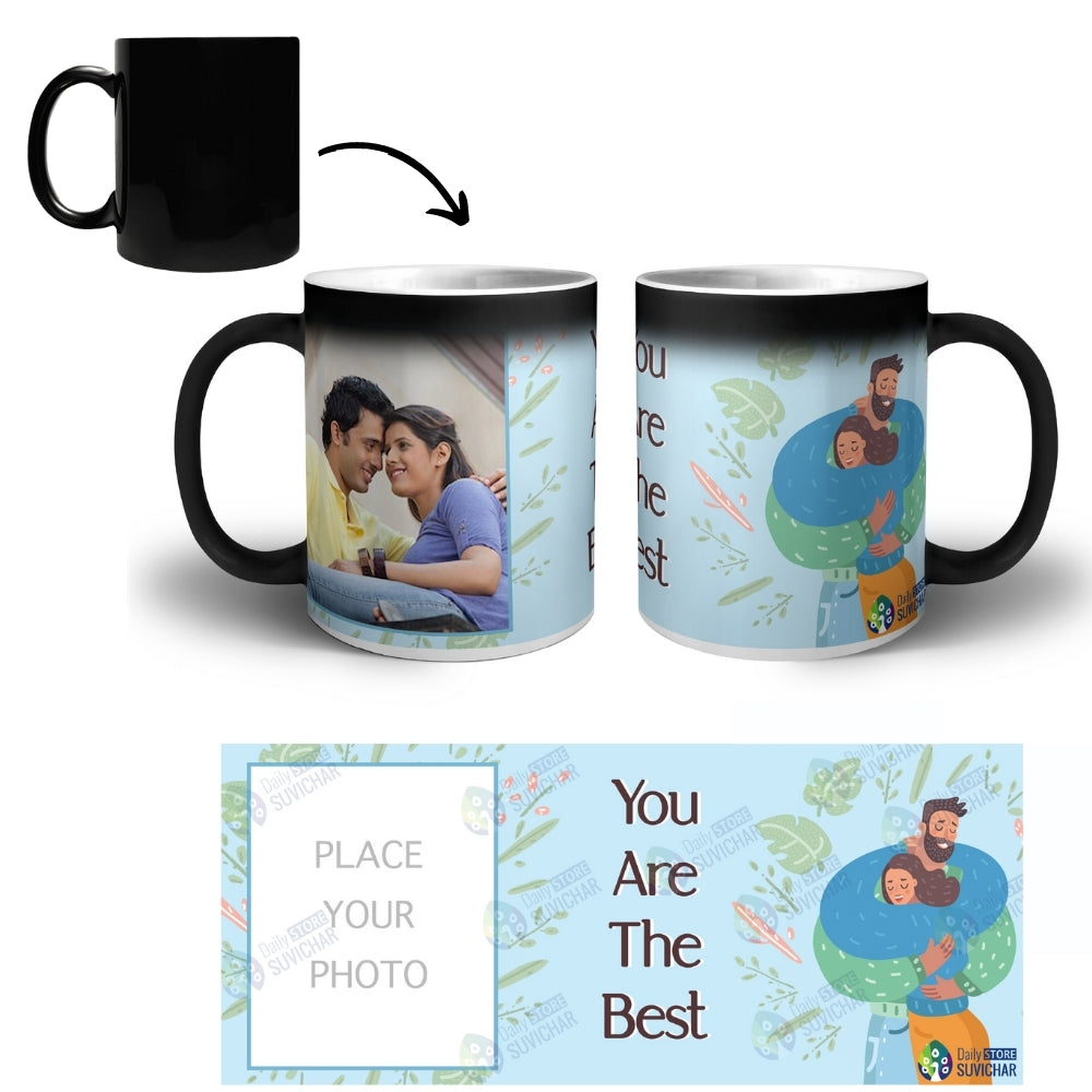 Best Partner - Personalized Magic Mug COMBO