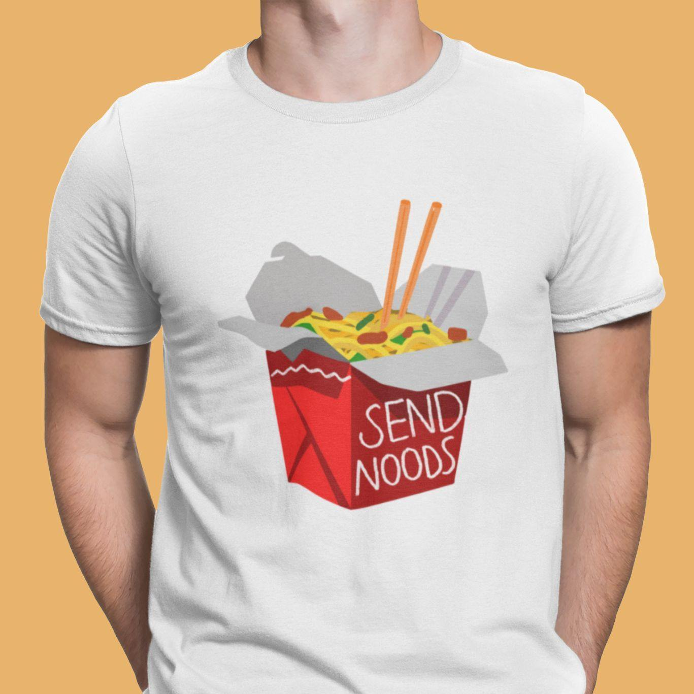 Send Noods - Men's Tshirt - Daily Suvichar Store