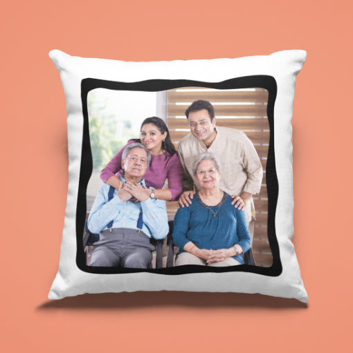 Wavy - Personalized Cushion