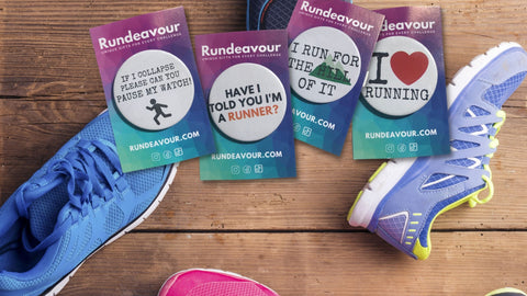 Badges For Runners