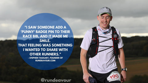 Stephen Taggart is the founder of Rundeavour.com