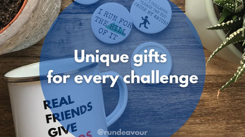 Rundeavour.com Unique Gifts For Every Challenge