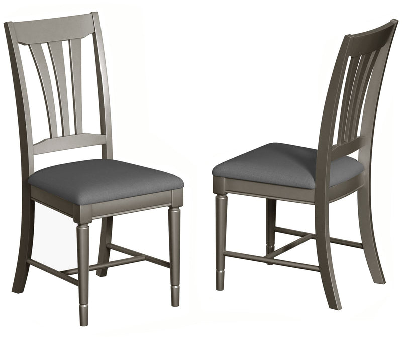 Hythe Pewter Dining Chair