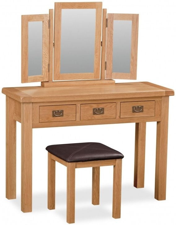 Shaftsbury Wide Dressing Table