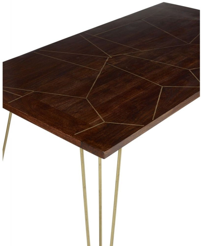 Abstract Dining Table