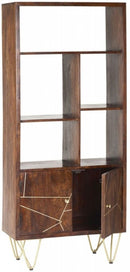 Abstract Large Bookcase