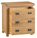 Oakham 3 Drawer Chest