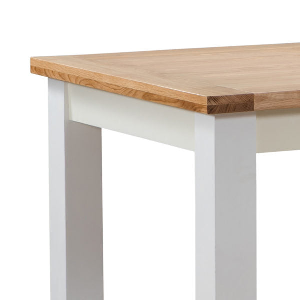 Dorchester Ivory Extending Dining Table