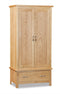 Dorset Modern 1 Drawer Wardrobe
