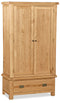 Shaftsbury 1 Drawer Wardrobe