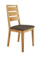 Bath Slatted Dining Chair