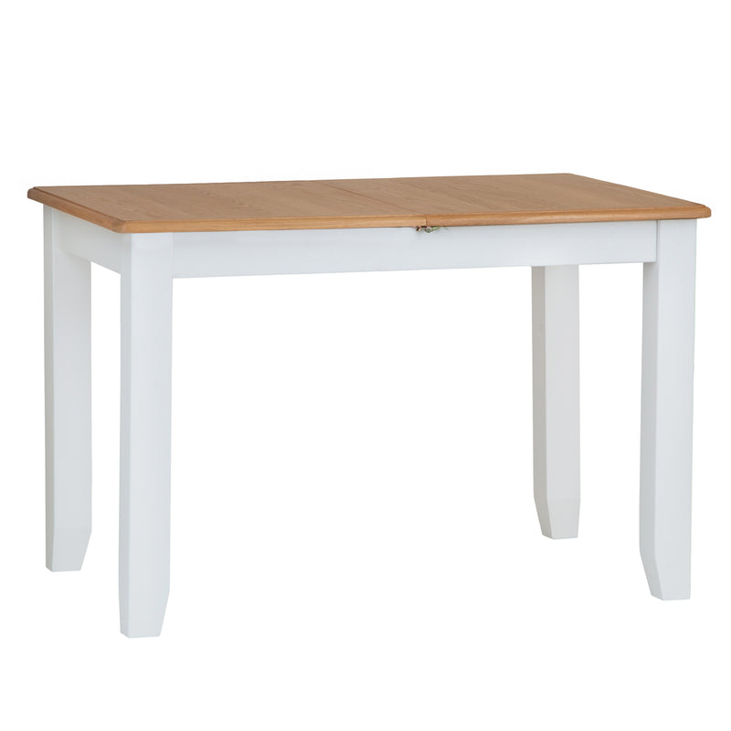 Gosport 1.2m Extending Dining Table