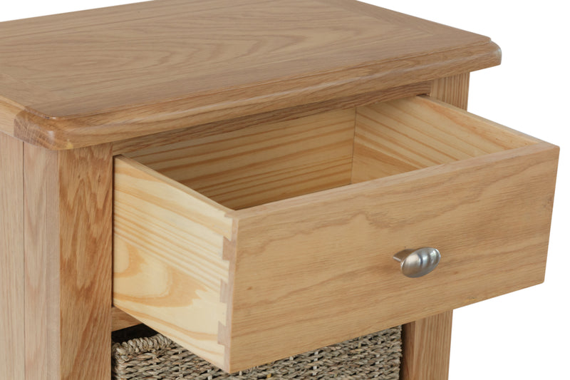 Guildford 1 Drawer 3 Basket Unit