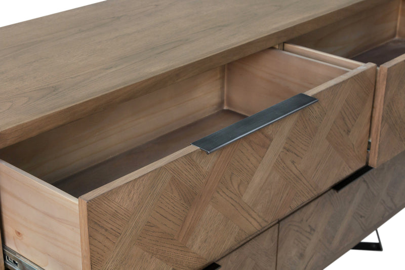 Parker 6 Drawer Chest