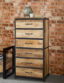 Collington Tall Chest of Drawers