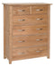 Newlyn 2 over 4 Chest of Drawers