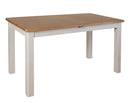 Dover 1.2m Extending Dining Table